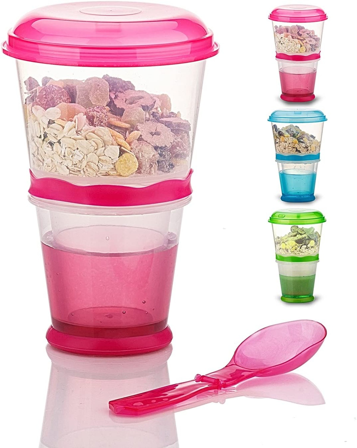 Pogah Cereal On The Go Cup