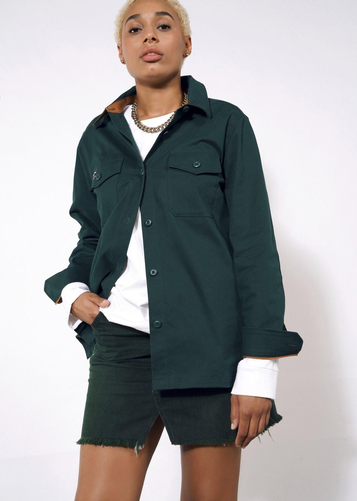 Wildfang Workwear Shacket