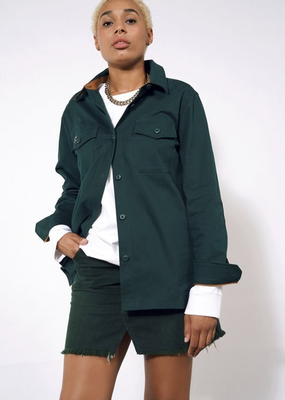 Wildfang Workwear Shacket