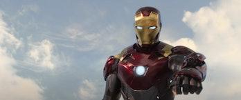 Spider-Man Iron Man Disney Plus