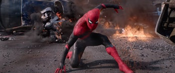Spider-Man Far From Home Disney Plus
