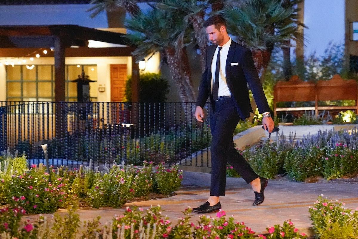 Jason leaving 'The Bachelorette'