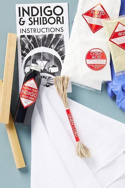 Indigo & Shibori Dye Kit