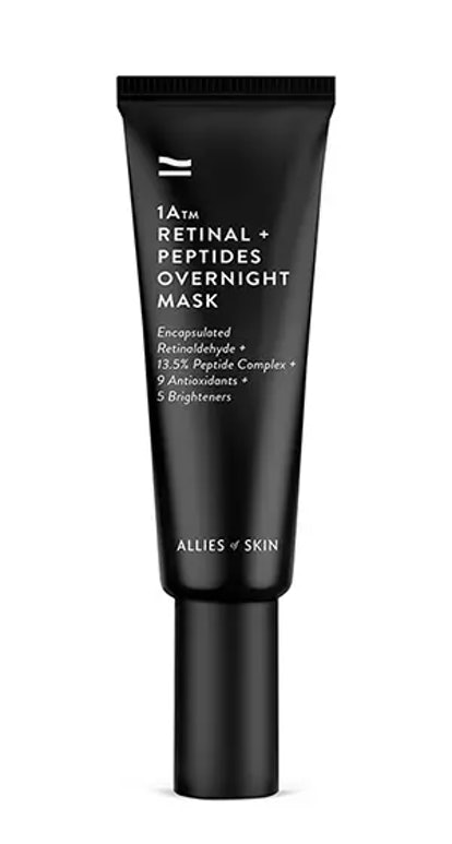 1A Retinal + Peptides Overnight Mask