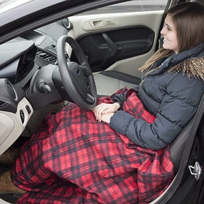 Stalwart Car Electric Blanket