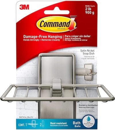 Command Soap Dish