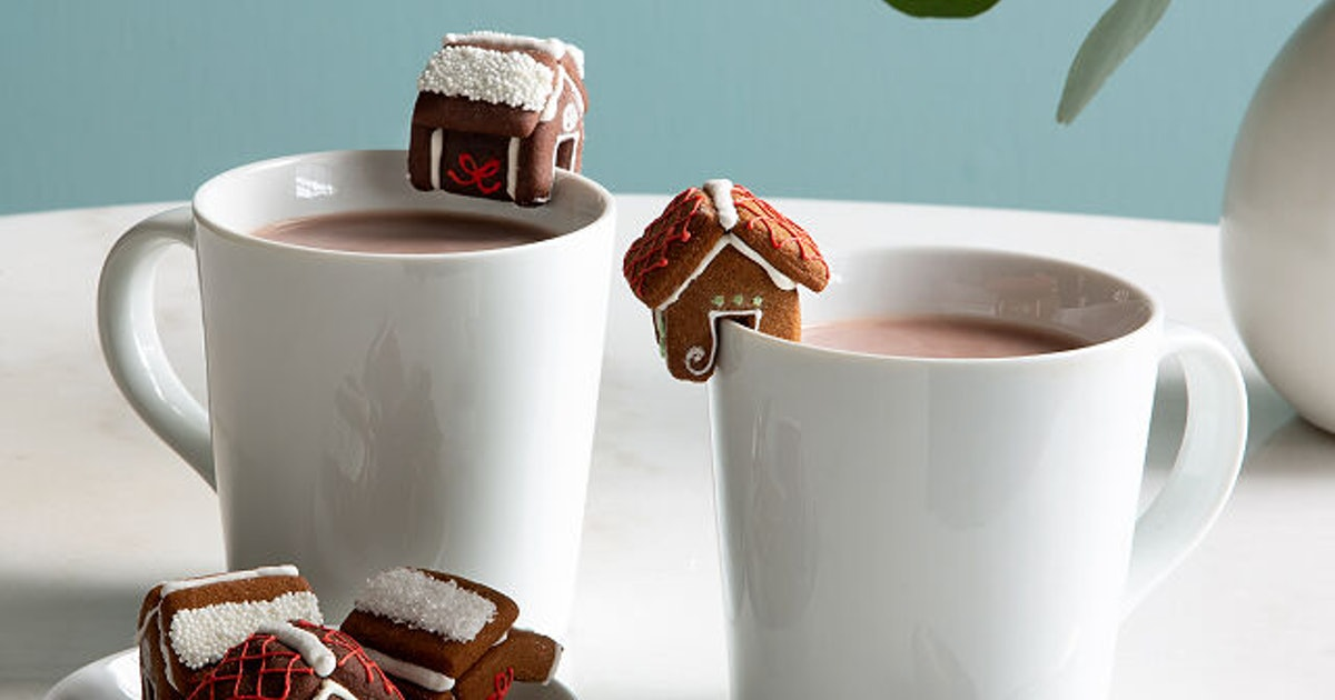 Everyone Deserves A Tiny Cookie On The Edge Of Their Mug
