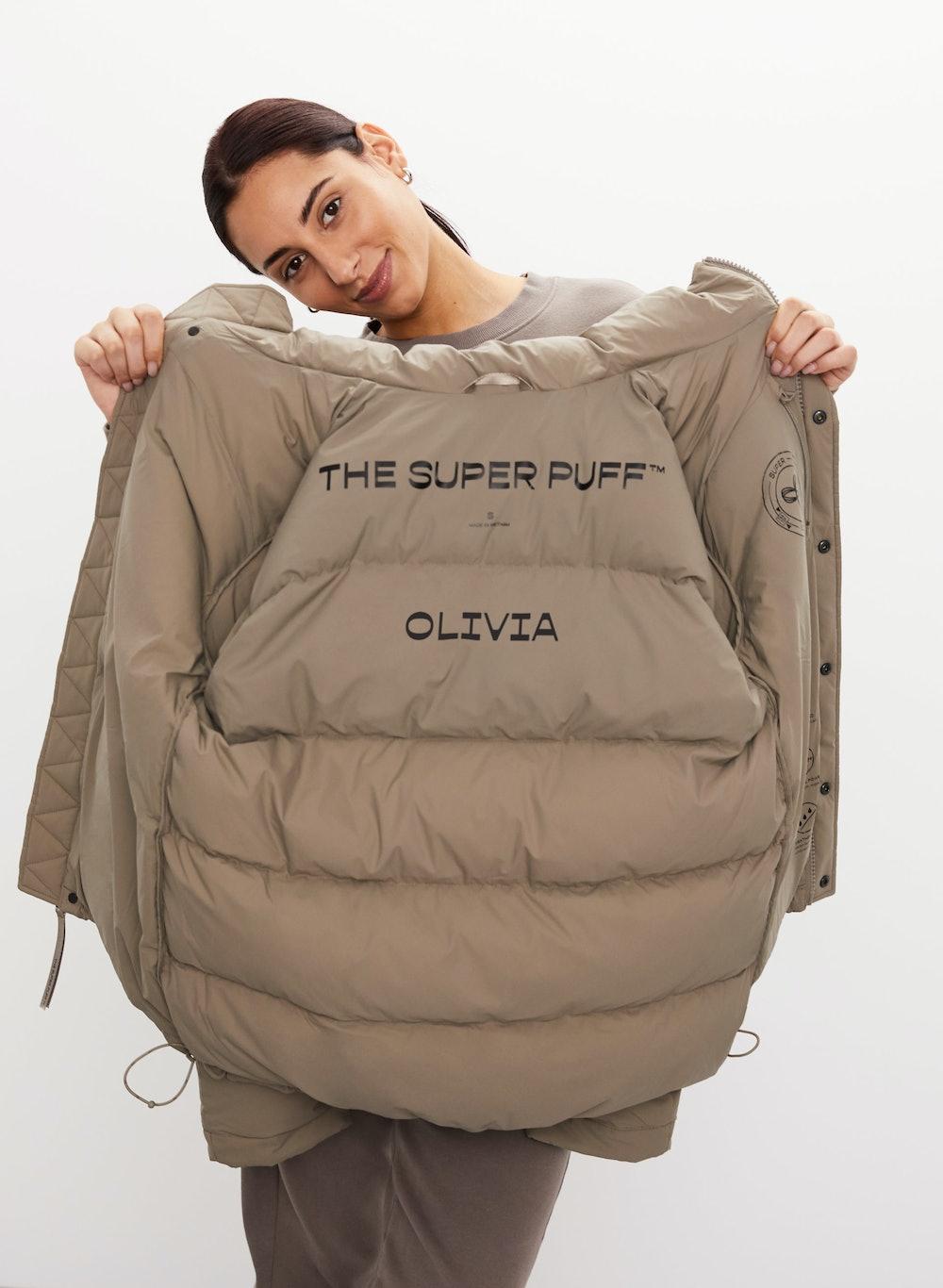 The Super Puff™ Personalized