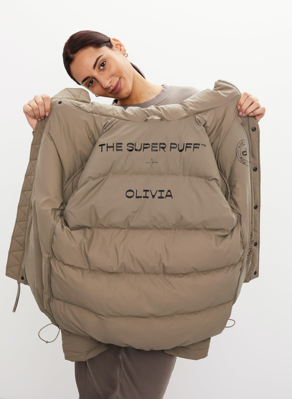 The Super Puff™ Personalized