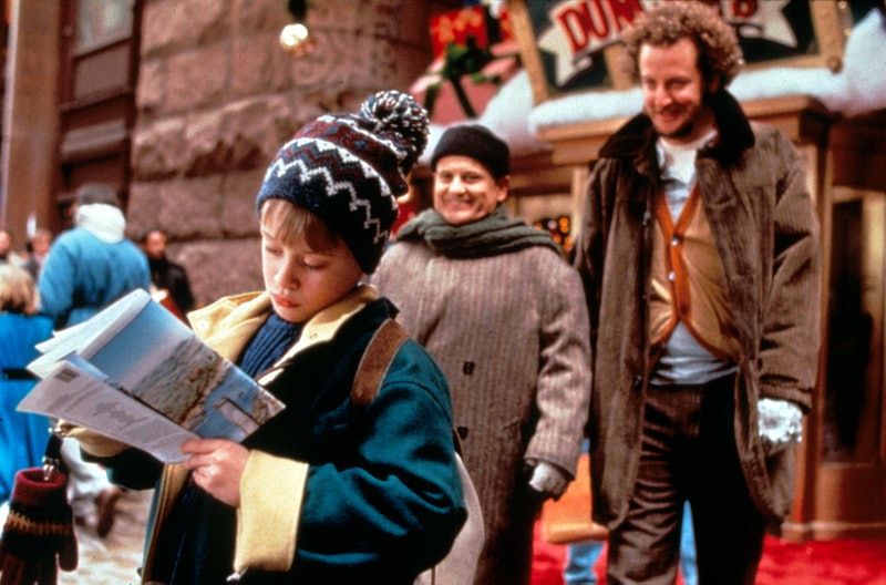 Home Alone 2: Lost In New York, Macaulay Culkin, Joe Pesci, Daniel Stern