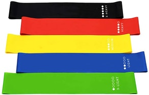OnlySimple Exercise Resistance Bands