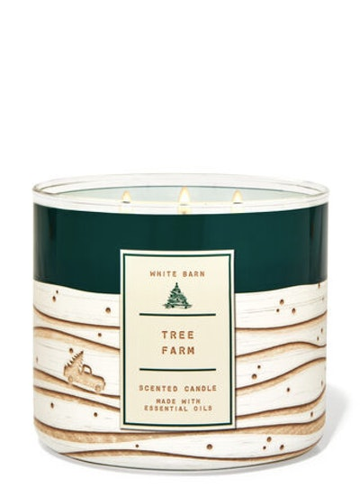 Tree Farm 3-Wick Candle