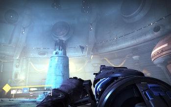 destiny 2 beyond light entropic shard location technocrats iron