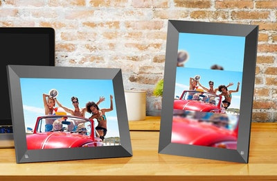MRQ 10-Inch Digital Picture Frame