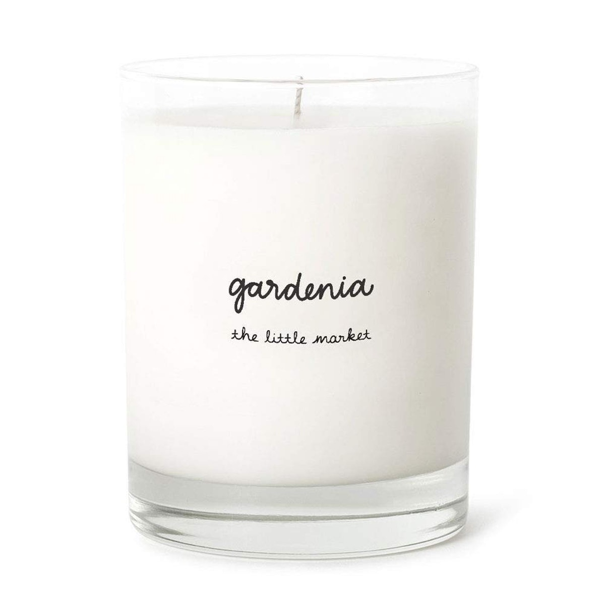 Coconut-Soy Wax Blend Scented Candle - Gardenia