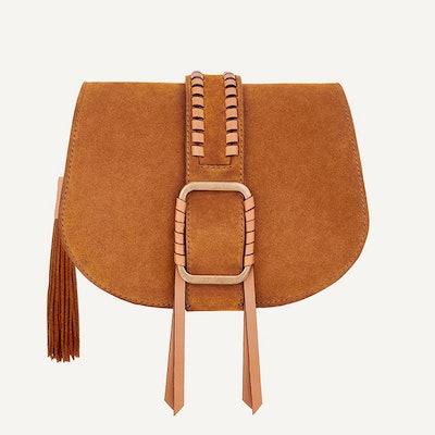 Bag Teddy Small Saddle Bag
