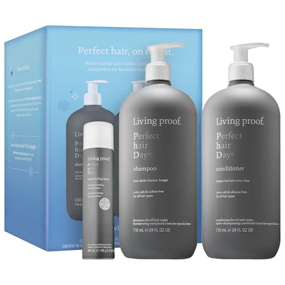 Living Proof Perfect Hair Day Jumbo Trio