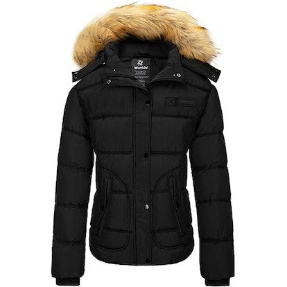 Wantdo Hooded Puffer Jacket