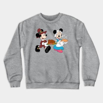 Thanksgiving Crewneck Sweatshirt