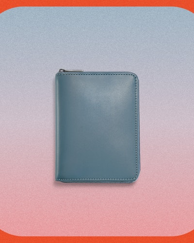 Away's new bags and accessories include wallets