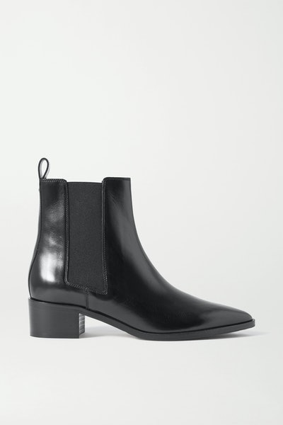 Lou Leather Chelsea Boots