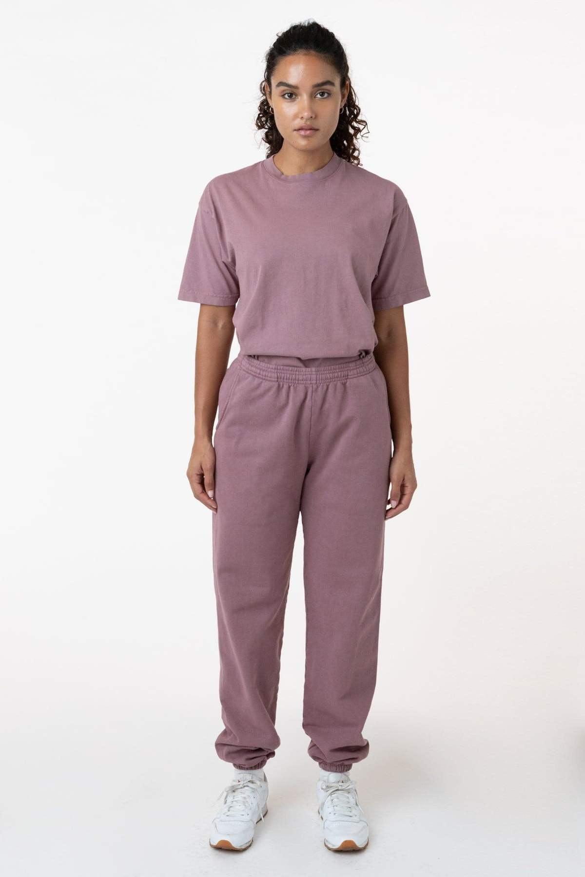 Los Angeles Apparel Garment Dye Heavy Fleece Sweatpant