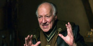 Werner Herzog on meteorites, sci-fi, and simulation theory