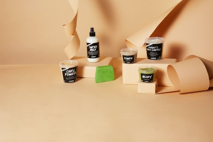 Lush's hair care for textured hair types launches Nov. 13.