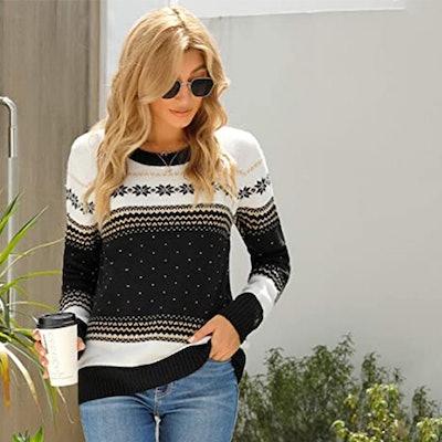 LookbookStore Holiday Pullover