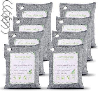 WGCC Bamboo Charcoal Air Purifying Bags