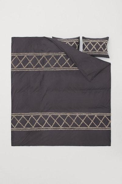 Tufted Duvet Cover