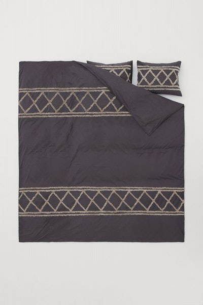 Tufted Duvet Cover