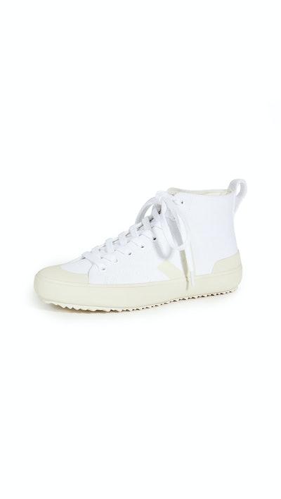 Nova High Top Vegan Sneakers