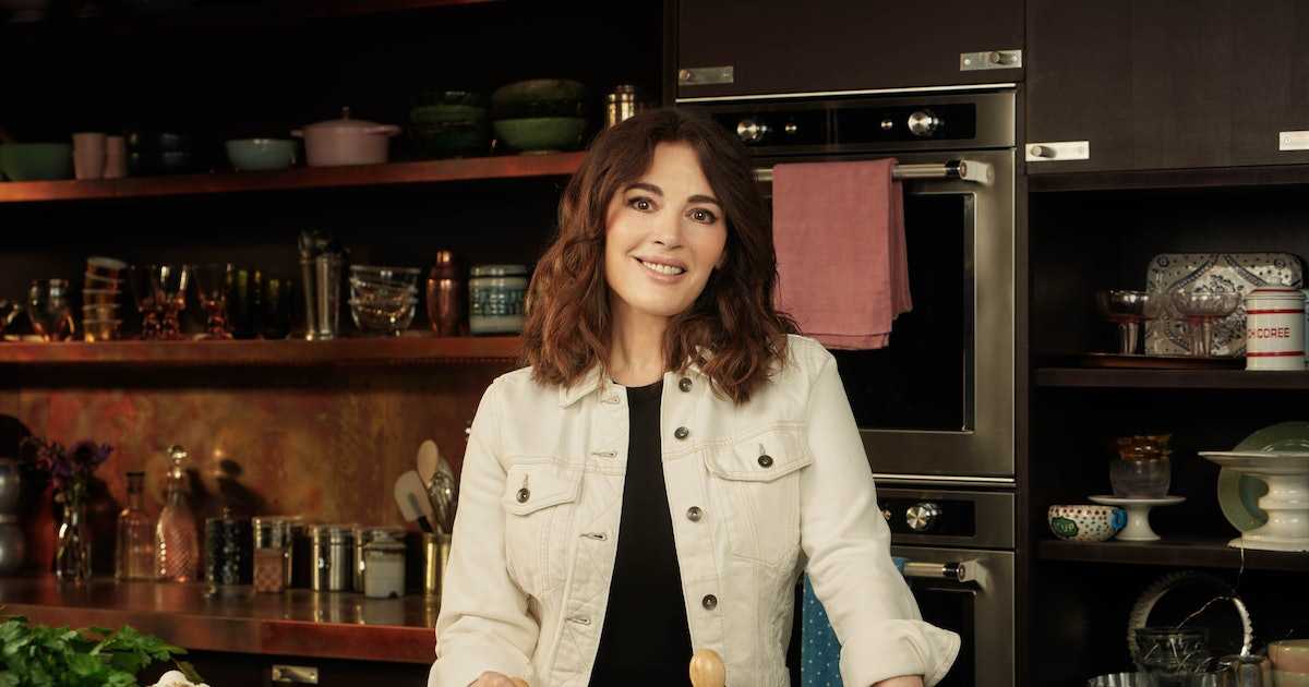 Nigella Lawson's Tips For The Perfect Christmas Dinner