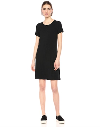Amazon Essentials Scoop Neck A-Line Dress
