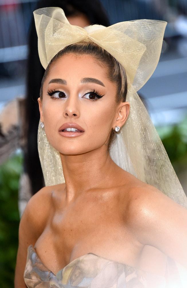 Ariana Grande at the Met Gala