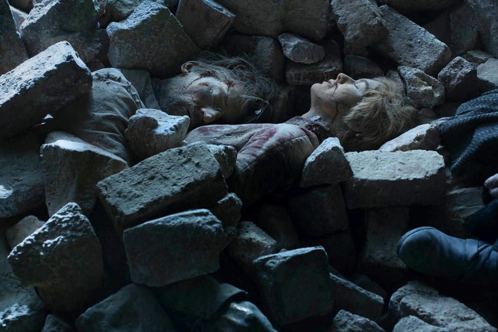 cersei death game of thrones winds of winter