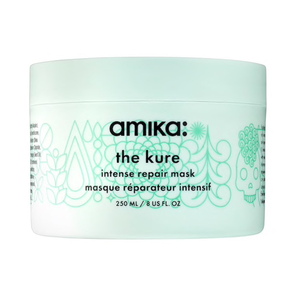 amika The Kure Intense Repair Hair Mask for Damaged Hair