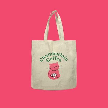 Careless Cat - Tote Bag