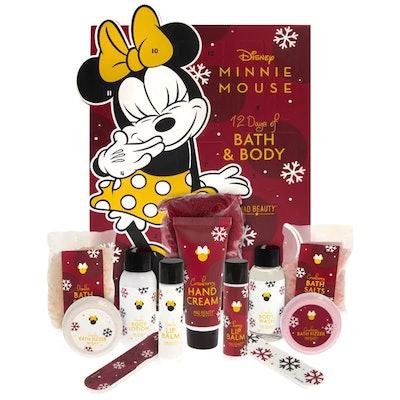 Disney Minnie Mouse 12 Days Advent Calendar