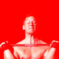 Meditation and weightlifting: An odd couple that's so very right