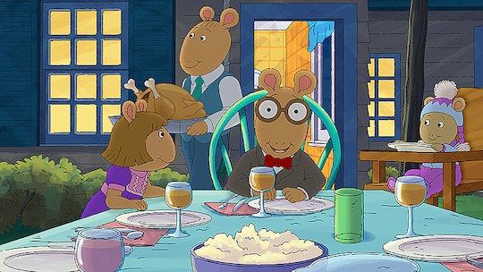 'An Arthur Thanksgiving' premieres Monday, Nov. 16 on PBS Kids.
