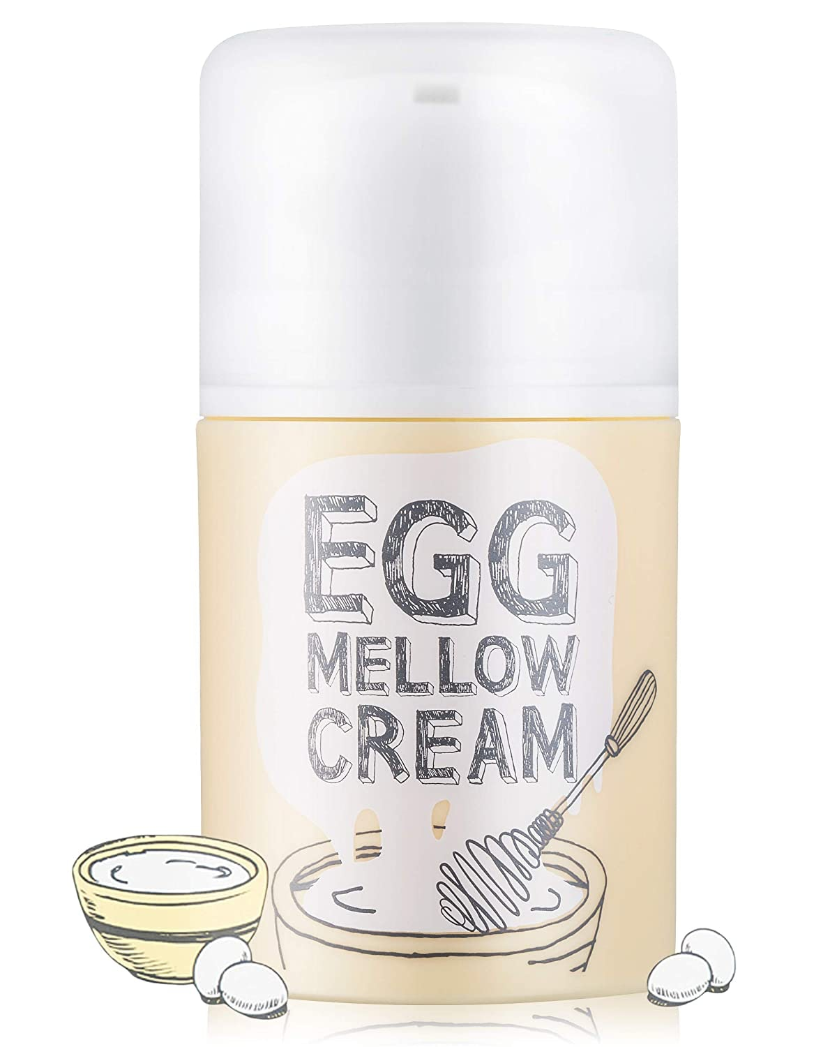 Too Cool For School Egg Mellow Cream