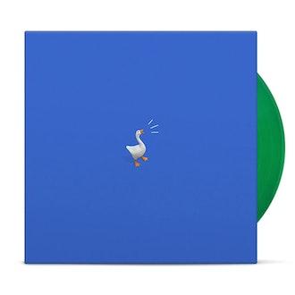 Untitled Goose Game Vinyl Soundtrack