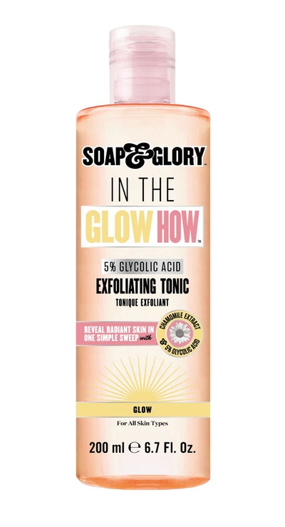 Soap & Glory 'In The Glow How' 5% Glycolic Acid Exfoliating Tonic