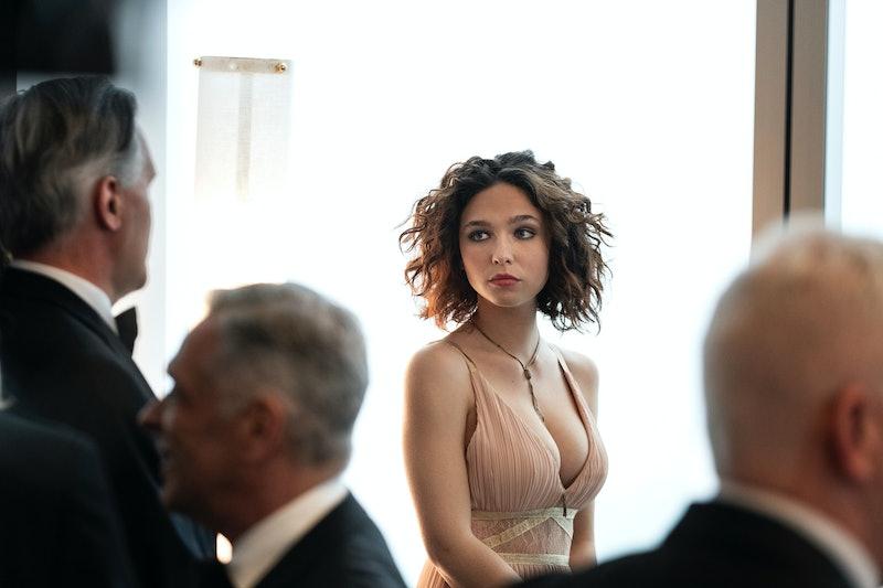 Elena on The Undoing via the Warner Media press site