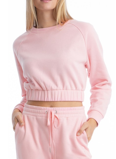 Juicy Couture Crop Sweatshirt