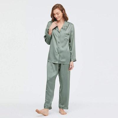 LilySilk Silk Pajama Set
