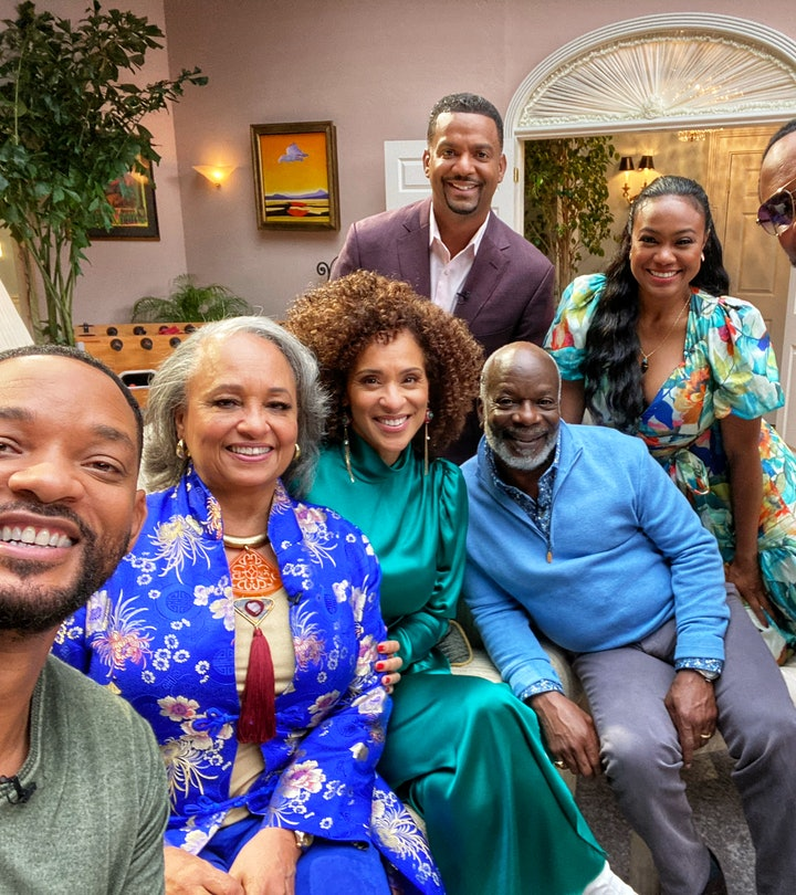 """The """"Fresh Prince of Bel-Air"""" reunion airs Nov. 19 on HBO Max."""