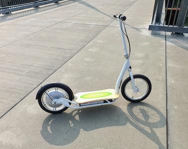 Razor EcoSmart SUP e-scooter review